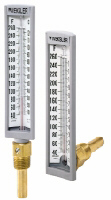 weksler economy industrial glass thermometer